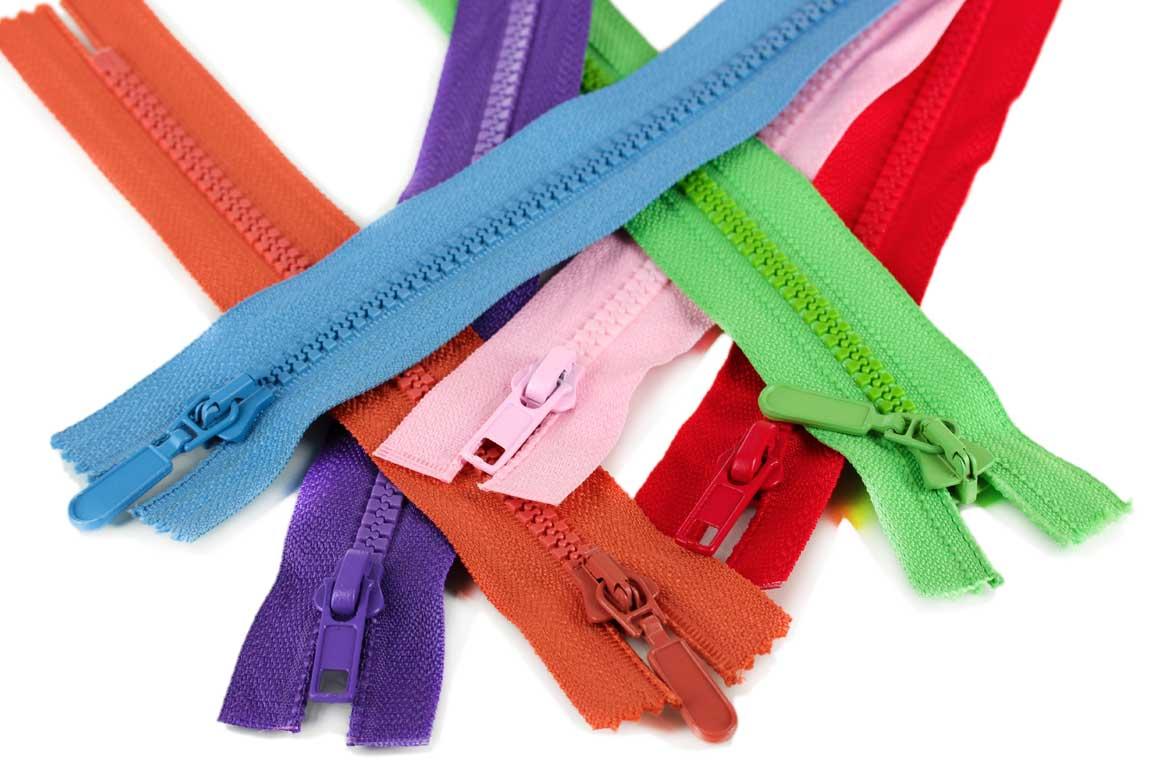 ArtModa Цветные молнии Zipper
